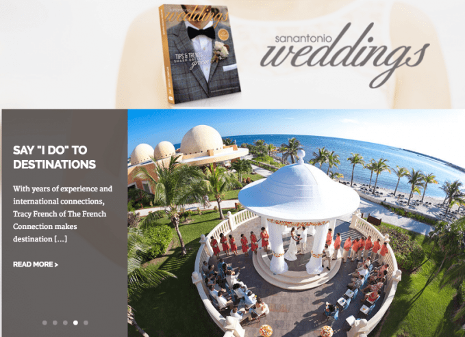 destination wedding planner article